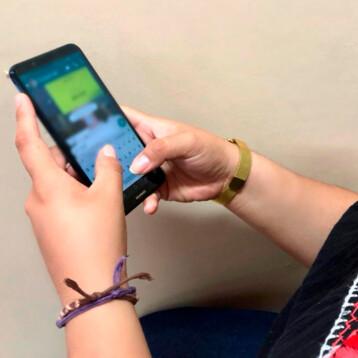 ¿Le temes a quedarte sin celular? podrías tener nomofobia