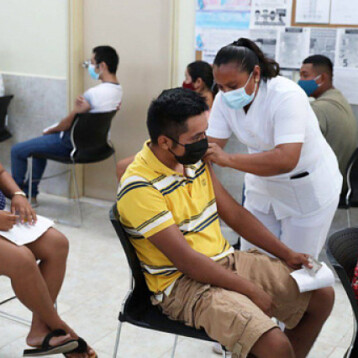 Aplicarán segunda dosis de vacuna a personas de 30 a 39 años de 9 municipios