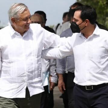 Mañana llega AMLO a Yucatán