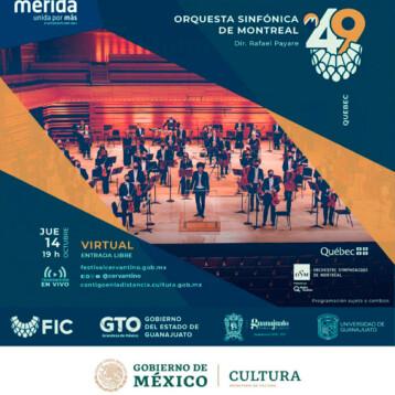 La ventana digital del Festival Internacional Cervantino llega a Mérida
