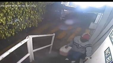 Difunden video y foto de los presuntos perpetradores del incendio en el Baby'O