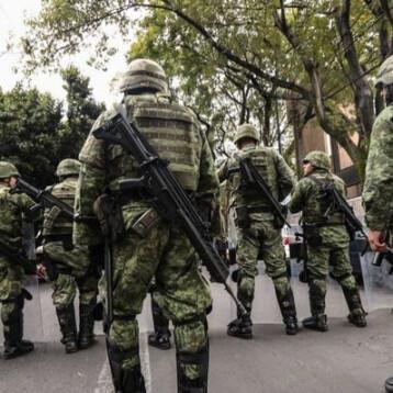 Militarización de la seguridad pública, estrategia fallida: Movimiento Ciudadano