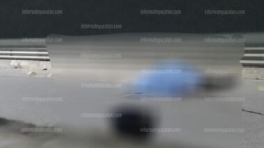 Trágico final de motociclista
