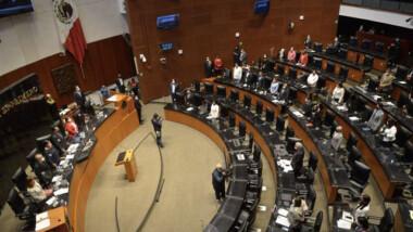 Dictamen del Senado ratifica RFC a mayores de edad y prisión a contadores