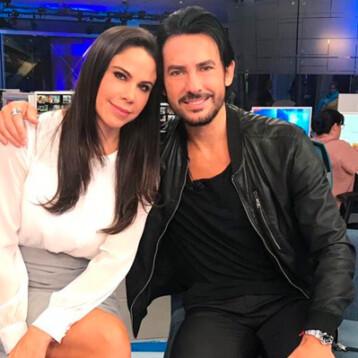 Paola Rojas despierta rumores de romance con el cantante Beto Cuevas
