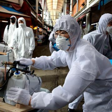 Pandemia acabará cuando el mundo lo decida: OMS